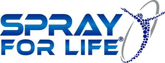 Browse the Spray For Life product line!